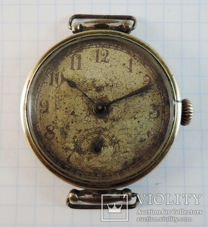 Наручные карманные часы Moser & Cie, фото №13