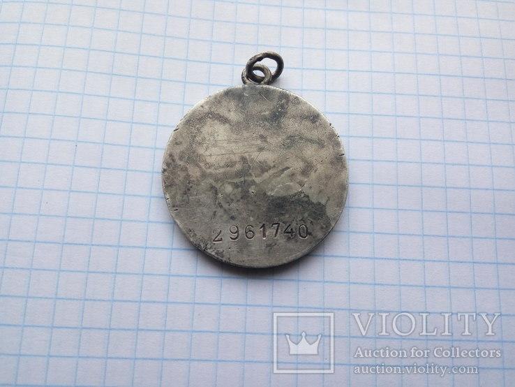 "Медаль "" За вiдвагу"", фото №6"