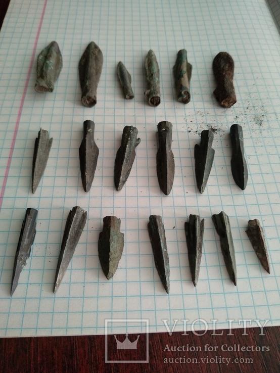 19 наконечников., фото №7