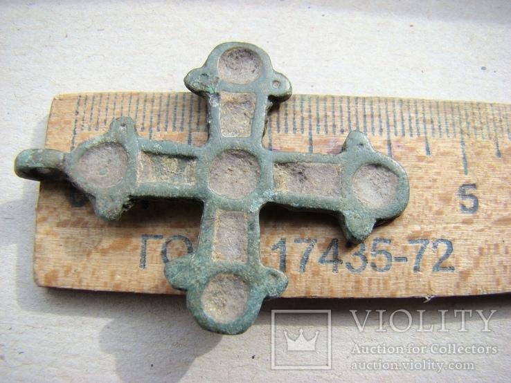 Крестик КР, фото №4