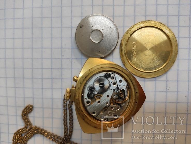 Часы женские Заря AU-5 робочие, фото №9