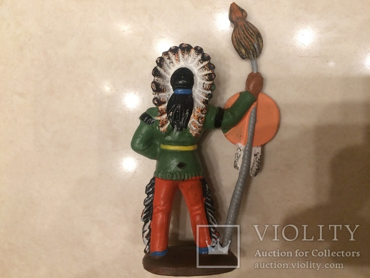 Индейцы ковбои гдр 18, фото №3