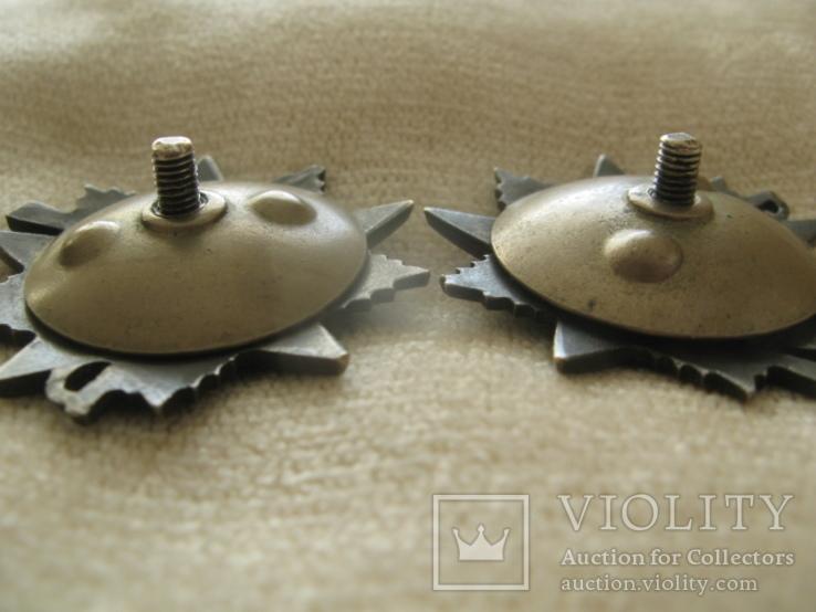 Ордена ОВ-2 - пара номера подряд - на одного, фото №10