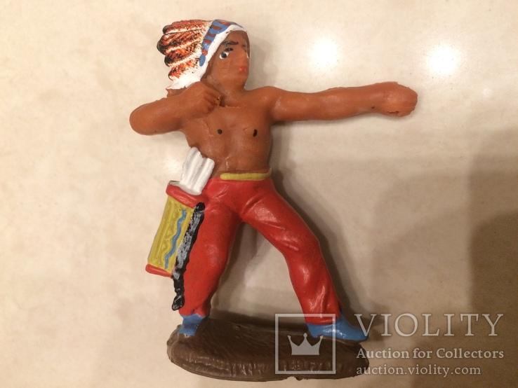 Индейцы ковбои гдр 20, фото №2