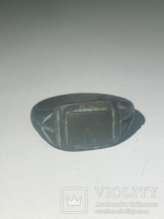 Перстень кр/чк, фото №5