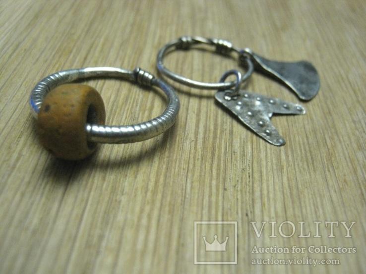Височные кольца ч.к., фото №7