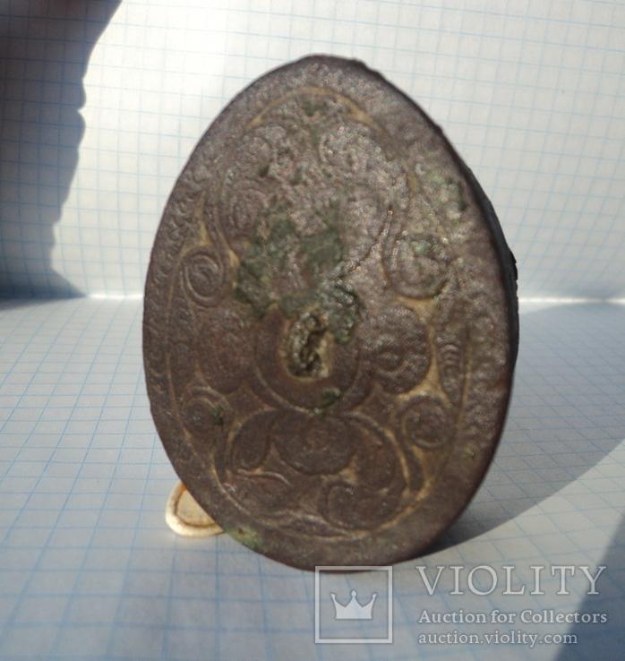 Тыльник ножа 18 век., фото №5