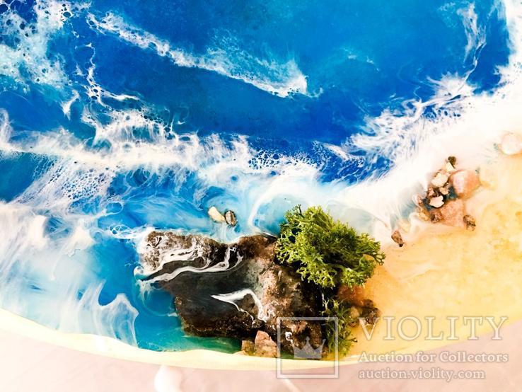 Море ( Resin ART)