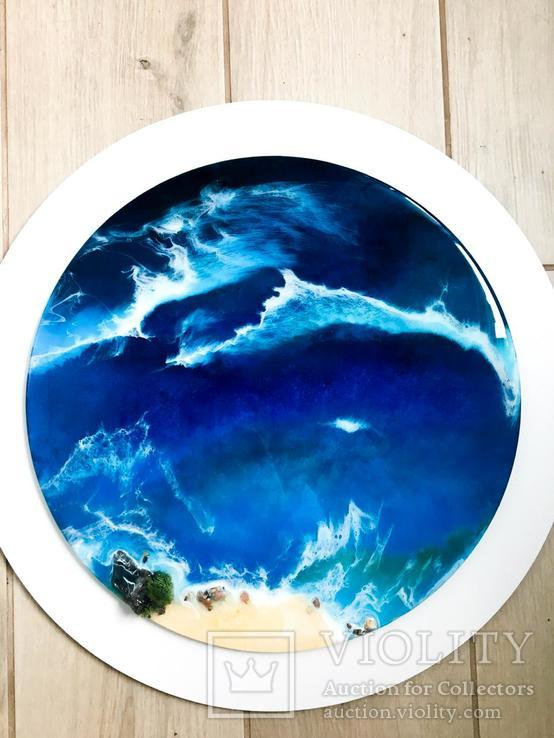 Море ( Resin ART), фото №3