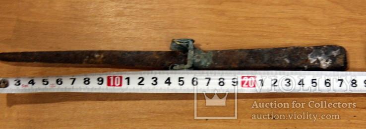 Штык-нож к винтовке Мосина+ второй нож-бонусом.(копаные), фото №8