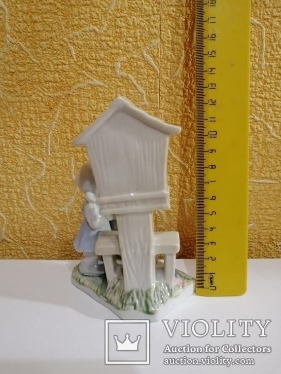 Фарфоровая статуэтка Молитва, фото №6