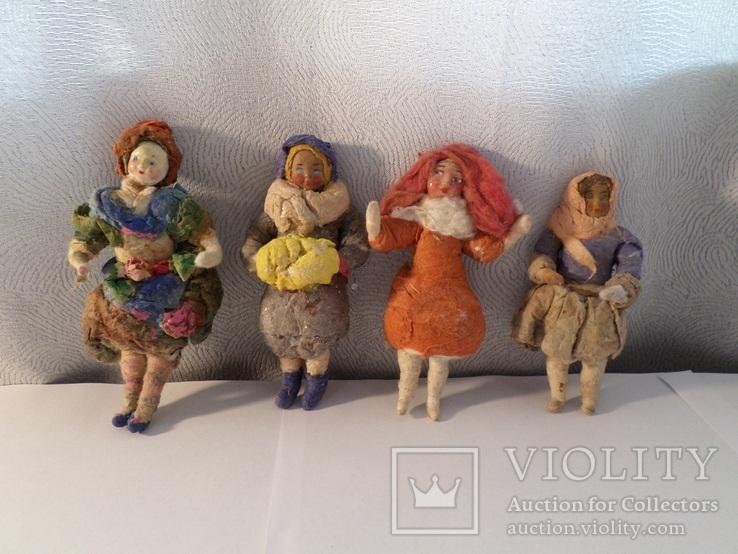Елочные игрушки СССР  . 1920 - 1930 гг, фото №12