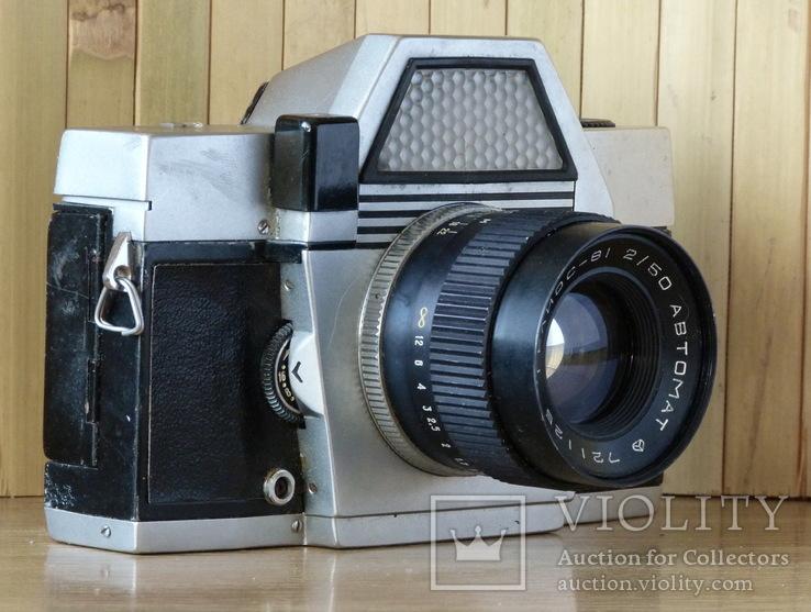 Фотоаппарат Киев-10 Автомат