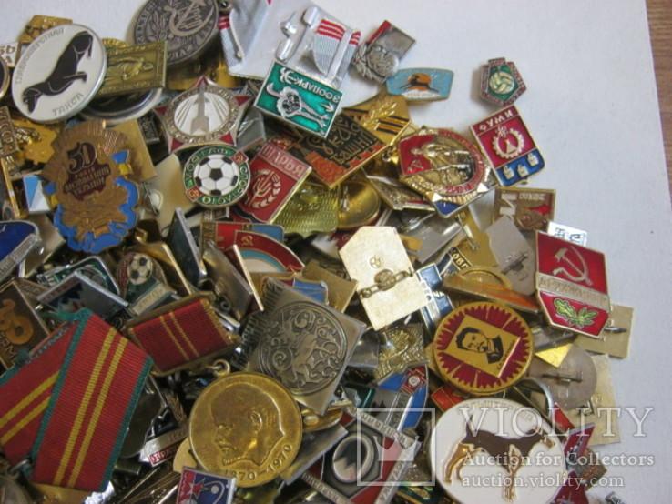 Значки более 1000 штук, фото №6
