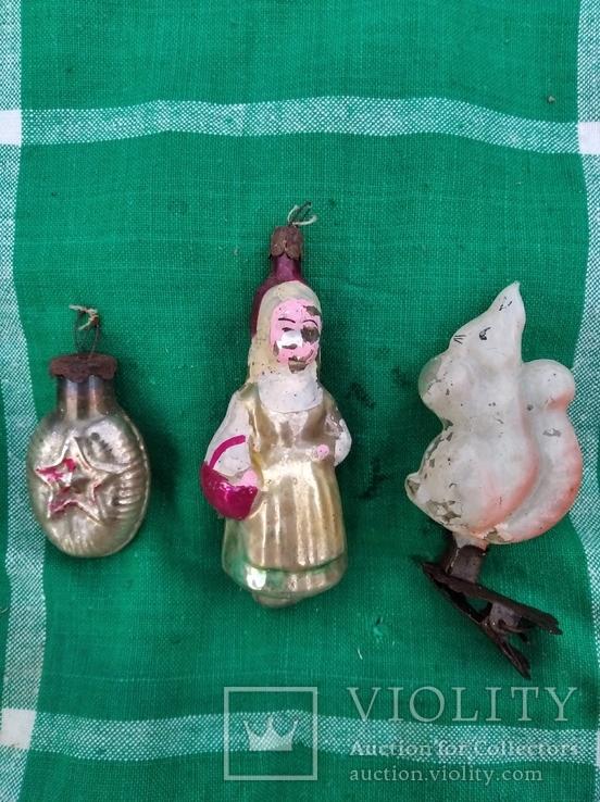 Елочные игрушки СССР, фото №3