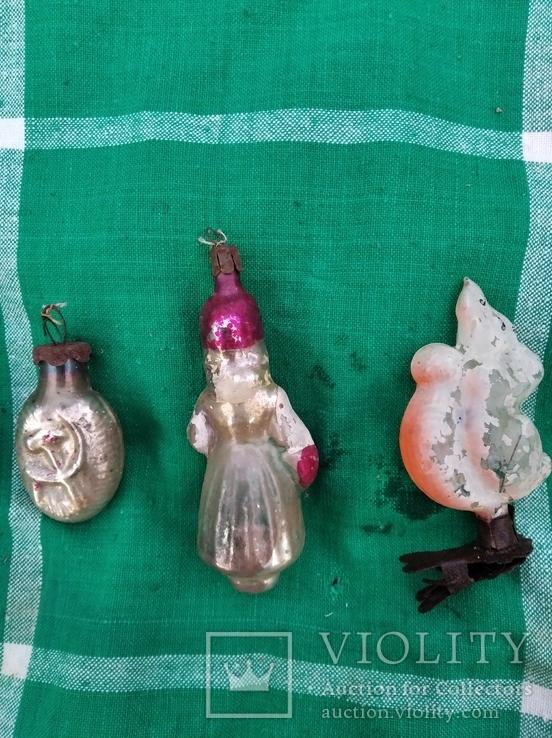 Елочные игрушки СССР, фото №4