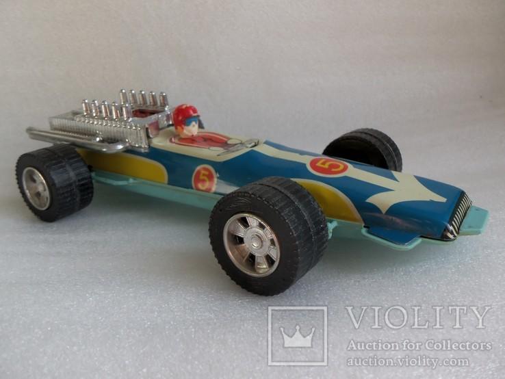 Спортивная гоночная машина из СССР., фото №2