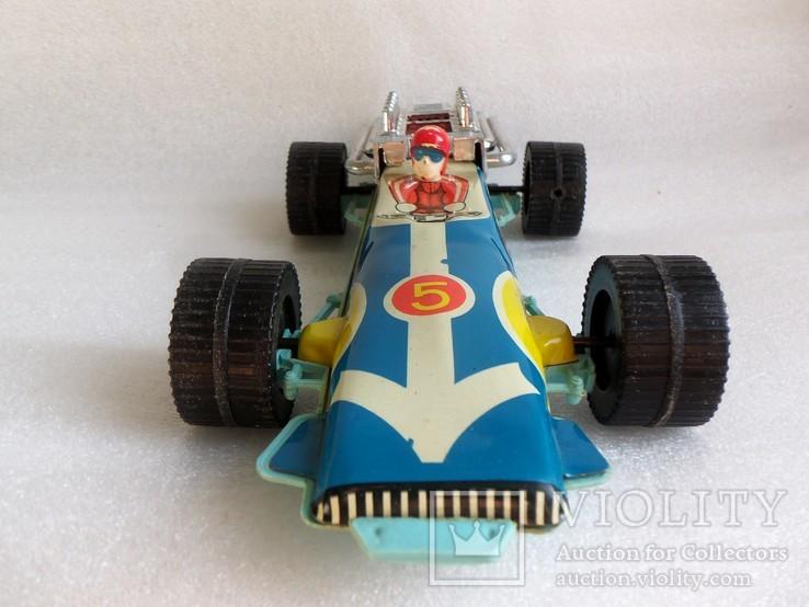 Спортивная гоночная машина из СССР., фото №3