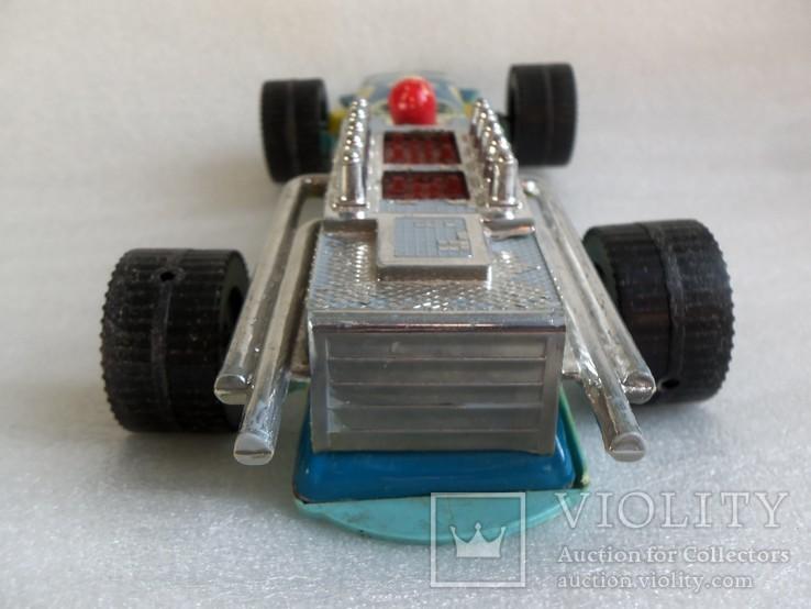 Спортивная гоночная машина из СССР., фото №5
