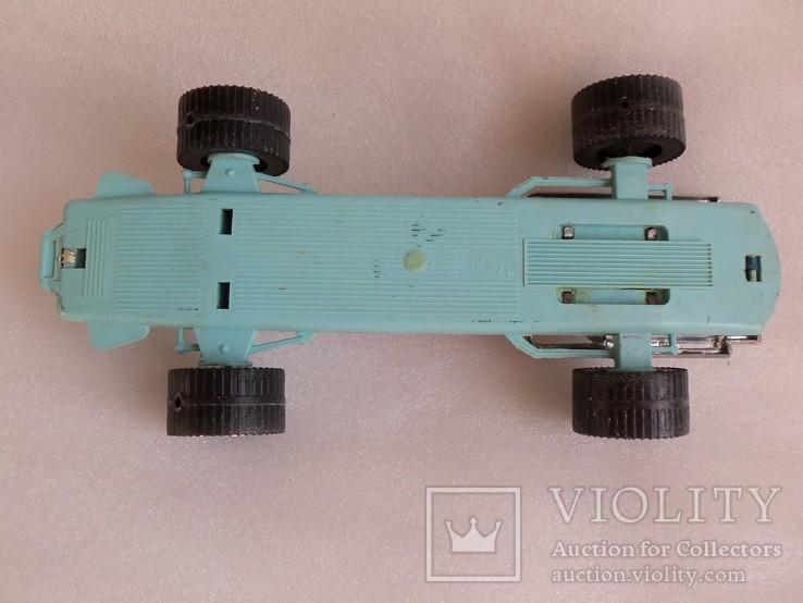 Спортивная гоночная машина из СССР., фото №8