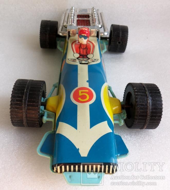 Спортивная гоночная машина из СССР., фото №9