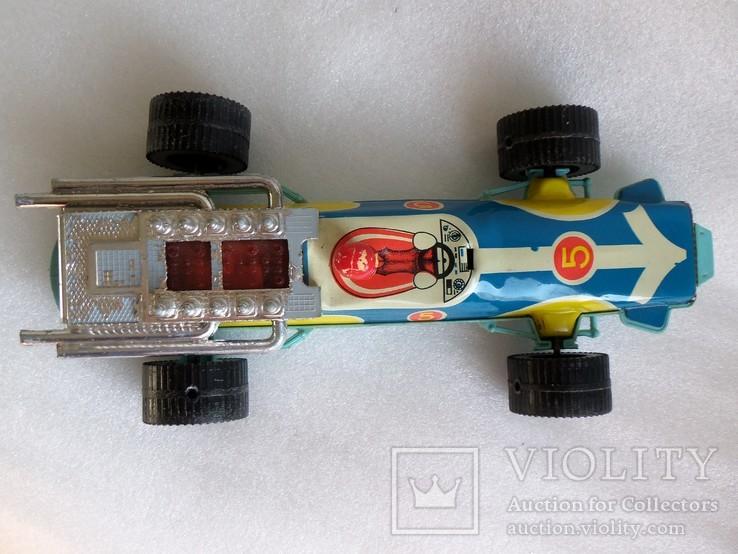 Спортивная гоночная машина из СССР., фото №11