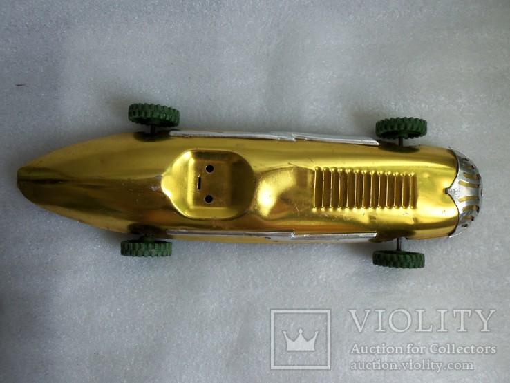 Спортивная гоночная машина. Металл, 33 см., фото №3