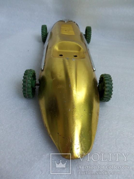 Спортивная гоночная машина. Металл, 33 см., фото №6
