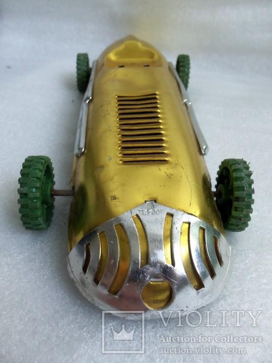 Спортивная гоночная машина. Металл, 33 см., фото №7