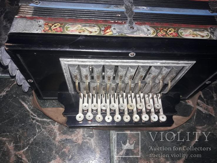 Німецький аккордеон Gebe Ludwig's, фото №11