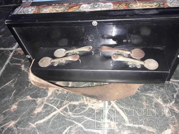Німецький аккордеон Gebe Ludwig's, фото №12