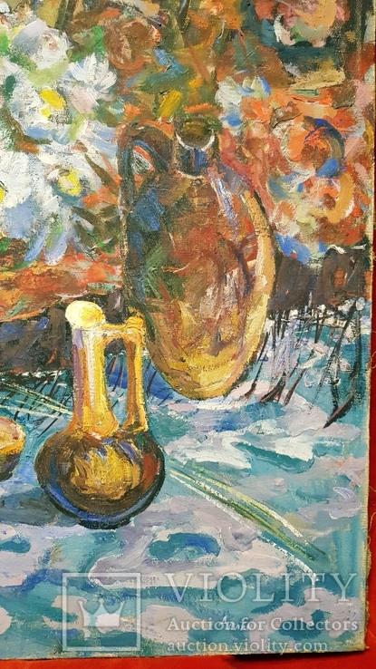 """""""Квіти поля"""",Д.А.Шайнога,м.Тернопіль,102×65 см., фото №6"""