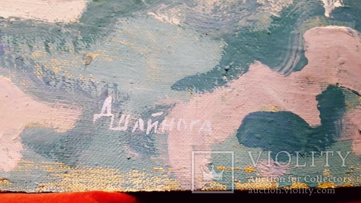 """""""Квіти поля"""",Д.А.Шайнога,м.Тернопіль,102×65 см., фото №7"""