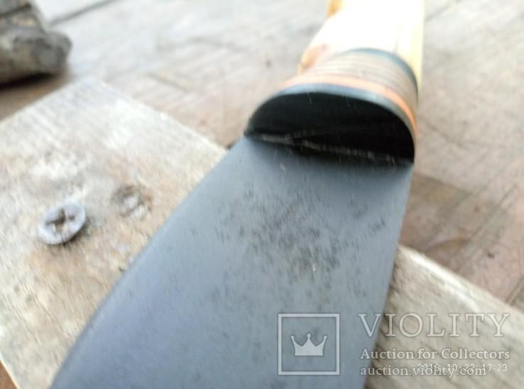 Нож ручная робота, фото №8