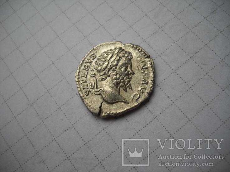 Денарий Септимий Север (193-211), фото №5