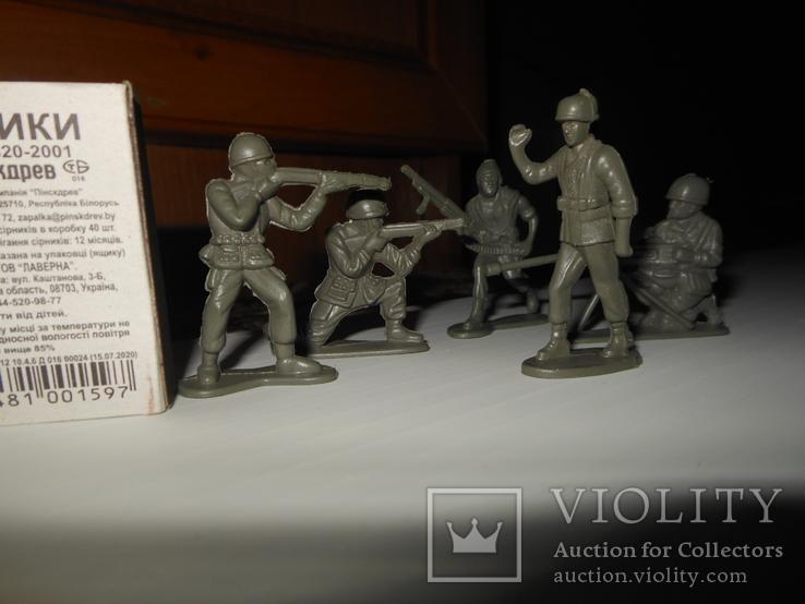 5 солдатов, фото №2
