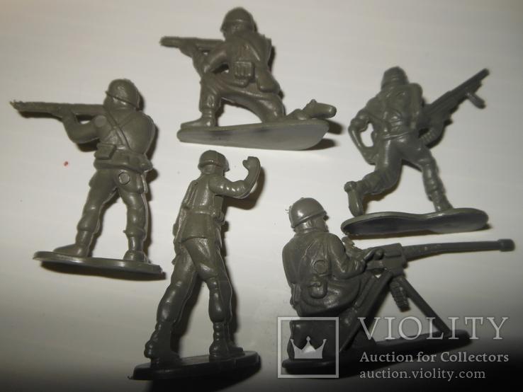 5 солдатов, фото №4