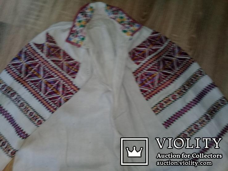 Рубашка тканая Полесье, фото №4