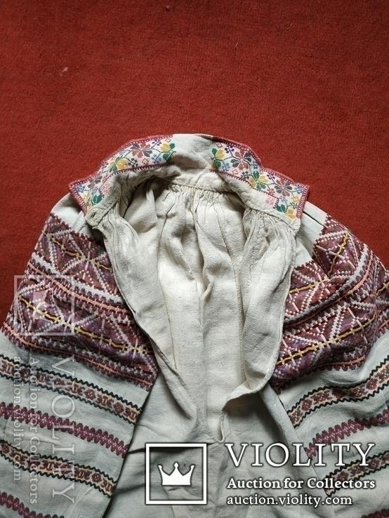 Рубашка тканая Полесье, фото №2