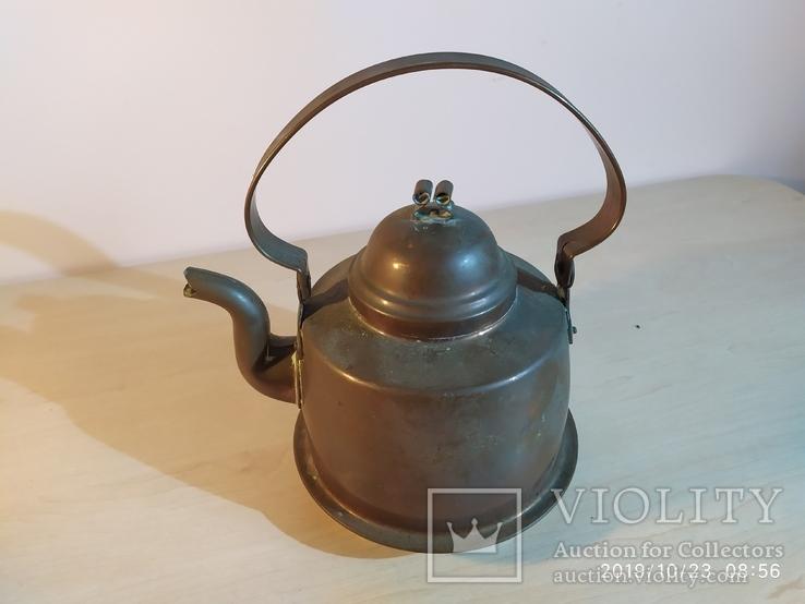 Медный чайник