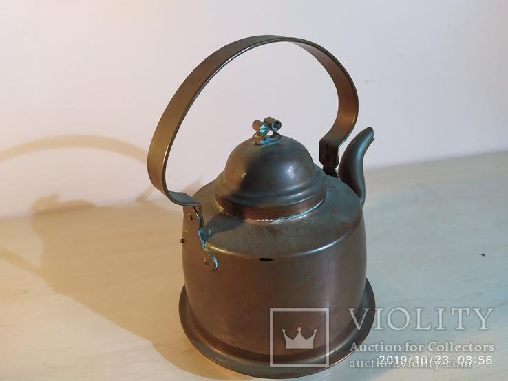 Медный чайник, фото №4