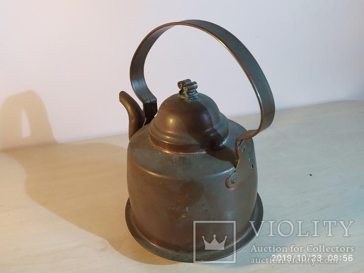 Медный чайник, фото №5