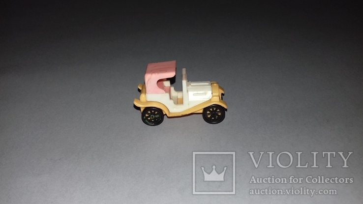 Игрушка СССР. Машинка маленькая. Модель, фото №2