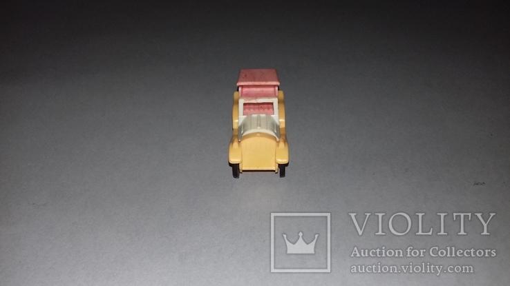 Игрушка СССР. Машинка маленькая. Модель, фото №3