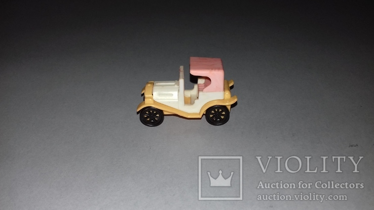 Игрушка СССР. Машинка маленькая. Модель, фото №4
