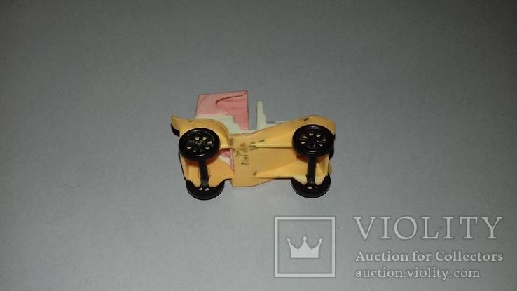 Игрушка СССР. Машинка маленькая. Модель, фото №6