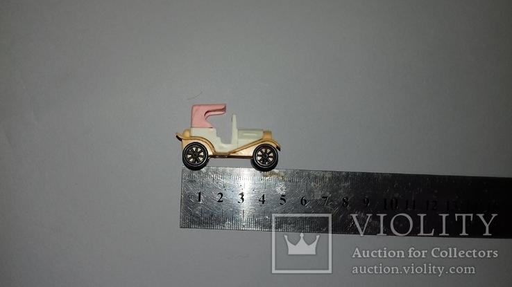 Игрушка СССР. Машинка маленькая. Модель, фото №7