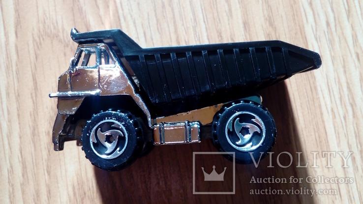 Машинка Хот Вилс Hot Wheels  БелАЗ, фото №3