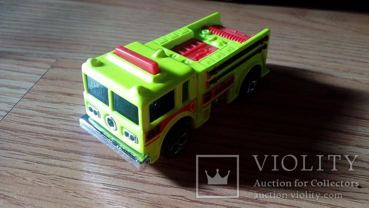 Машинка Хот Вилс Hot Wheels  Пожарник, фото №2
