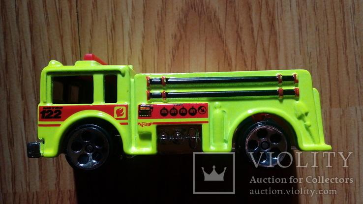 Машинка Хот Вилс Hot Wheels  Пожарник, фото №3